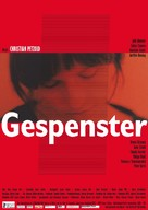 Gespenster - German Movie Poster (xs thumbnail)