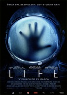 Life - Polish Movie Poster (xs thumbnail)