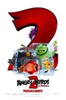 The Angry Birds Movie 2 - Mexican Movie Poster (xs thumbnail)