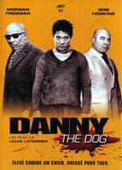 Danny the Dog - French DVD cover (xs thumbnail)
