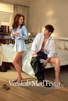 No Strings Attached - Danish Movie Poster (xs thumbnail)
