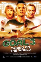 Goal! III - British Movie Poster (xs thumbnail)