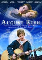 August Rush - Canadian DVD cover (xs thumbnail)