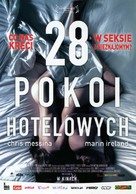 28 Hotel Rooms - Polish Movie Poster (xs thumbnail)