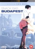 Snack Bar Budapest - British Movie Cover (xs thumbnail)