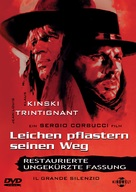 Il grande silenzio - German DVD movie cover (xs thumbnail)