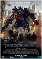Transformers: Dark of the Moon - Slovak Movie Poster (xs thumbnail)