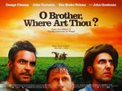 O Brother, Where Art Thou? - British Movie Poster (xs thumbnail)