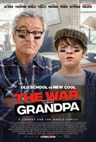 The War with Grandpa - Movie Poster (xs thumbnail)