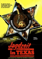 A Small Town in Texas - German Movie Poster (xs thumbnail)