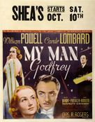 My Man Godfrey - Theatrical poster (xs thumbnail)