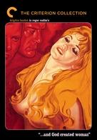 Et Dieu... créa la femme - Movie Cover (xs thumbnail)