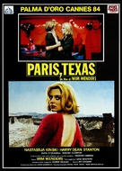Paris, Texas - Italian Movie Poster (xs thumbnail)