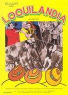 Hellzapoppin - Spanish Movie Poster (xs thumbnail)