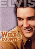 Wild in the Country - Danish DVD cover (xs thumbnail)