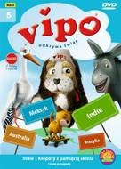 """Vipo: Adventures of the Flying Dog"" - Polish DVD movie cover (xs thumbnail)"