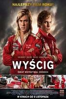 Rush - Polish Movie Poster (xs thumbnail)