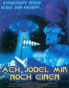 Ach jodel mir noch einen - Stosstrupp Venus bläst zum Angriff - Dutch Movie Poster (xs thumbnail)
