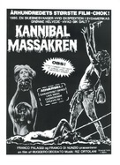 Cannibal Holocaust - Danish Movie Poster (xs thumbnail)