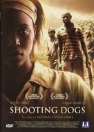 Shooting Dogs - French Movie Cover (xs thumbnail)