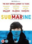Submarine - British DVD cover (xs thumbnail)