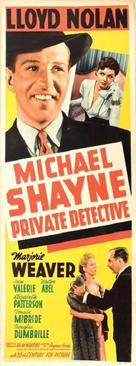 Michael Shayne: Private Detective - Movie Poster (xs thumbnail)