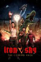 Iron Sky the Coming Race - Finnish Movie Cover (xs thumbnail)