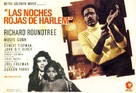 Shaft - Spanish Movie Poster (xs thumbnail)