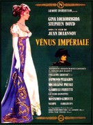 Venere imperiale - French Movie Poster (xs thumbnail)