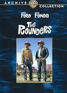 The Rounders - DVD cover (xs thumbnail)