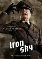 Iron Sky - German Movie Poster (xs thumbnail)