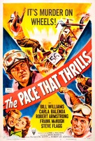 The Pace That Thrills - Movie Poster (xs thumbnail)