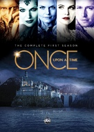 """""""Once Upon a Time"""" - DVD movie cover (xs thumbnail)"""