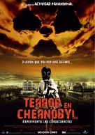 Chernobyl Diaries - Argentinian Movie Poster (xs thumbnail)