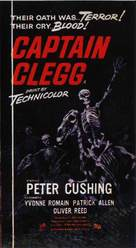 Captain Clegg - British Movie Poster (xs thumbnail)