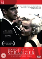 Dance with a Stranger - British DVD movie cover (xs thumbnail)