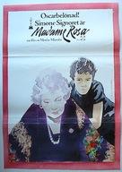 La vie devant soi - Swedish Movie Poster (xs thumbnail)