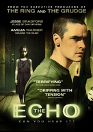 The Echo - Swedish Movie Poster (xs thumbnail)