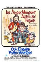Anche Gli Angeli Mangiano Fagioli - Belgian Movie Poster (xs thumbnail)