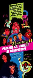 Zombadings 1: Patayin sa shokot si Remington - Philippine poster (xs thumbnail)