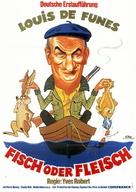 Ni vu, ni connu - German Movie Poster (xs thumbnail)