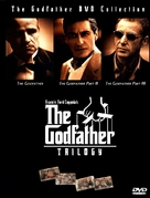 The Godfather: Part II - DVD cover (xs thumbnail)
