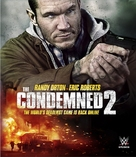 The Condemned 2 - Blu-Ray movie cover (xs thumbnail)