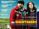 Sightseers - British Movie Poster (xs thumbnail)