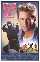 American Ninja 2: The Confrontation - Movie Poster (xs thumbnail)