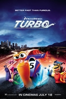 Turbo - Movie Poster (xs thumbnail)