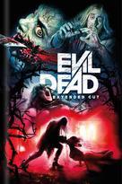 Evil Dead - German Blu-Ray cover (xs thumbnail)