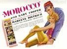 Morocco - Movie Poster (xs thumbnail)