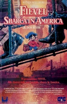 An American Tail - Italian Movie Cover (xs thumbnail)