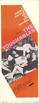 The Touchables - Movie Poster (xs thumbnail)